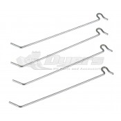 Coleman Mach A/C Ceiling Assembly Filter Clip Retainers