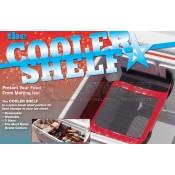 Christar's Net Cooler Shelf - Medium