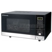 Dometic Black Counter Top/Built-In Microwave with Trim Kit