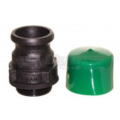 "Dometic 1-1/2"" - 11.5 NozAll Pump Out Adapter"