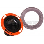 Dometic 45° Swivel Toilet Floor Flange with Seal