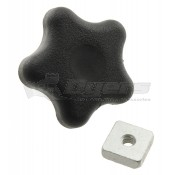 Dometic 5 Point Long Awning Knob