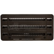 "Dometic Black 30"" Side Vent Assembly"