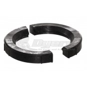 Dometic Black Bellows Clamp Kit