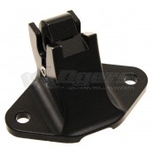 Dometic Black Bottom Awning Bracket Assembly