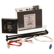 Dometic Black Single Zone Control Kit and LCD Thermostat for Heat Pump Model 459196