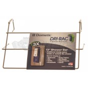 "Dometic Dri-Rac 13"" Double Stack Shower Bar"
