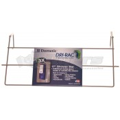 "Dometic Dri-Rac 17"" Double Stack Shower Bar"