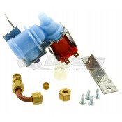 Dometic Eaton K-74944-1 Ice Maker Water Valve Kit with Elbow