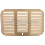 Dometic Mill Finish Vent Assembly Insert