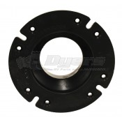 "Dometic Plastic 3"" MPT Toilet Floor Flange"