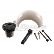 Dometic Plastic Pedal Toilet Ball, Shaft and Cartridge Kit