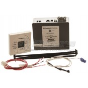 Dometic Polar White Single Zone Control Kit and LCD Thermostat for Heat Pump Model 459196