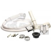 Dometic Sealand Toilet 510/511 Vacuum Breaker with Extension and Spray Kit