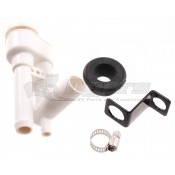 Dometic Sealand Traveler VacuFlush Toilet Vacuum Breaker Kit with Sprayer Connection