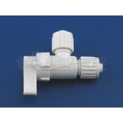 "Flair-It 1/2"" Drain Angle Valve"