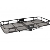 Reese Bolted Side Railed Metal Cargo Carrier