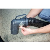 Thetford SmartDrain 90º Nozzle Fitting with Handle
