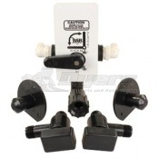 JR Tank Flush Diverter Valve Kit