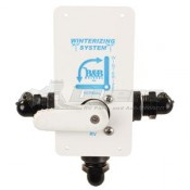 JR Winterizing Diverter Valve