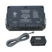 Progressive Industries 30 Amp Permanent Electrical Management System with Remote Display