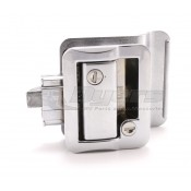 Fastec Chrome Travel Trailer Lock 43610-00-SP