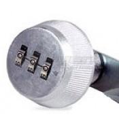 """Combi-Cam 1-1/8"""" Chrome Cam Lock"""