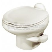 Thetford Aqua Magic Style II Bone High Profile with Water Saver Toilet