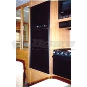 FRV Black Door Panel for Norcold N400