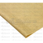 GM Custom Pleated Windshield Drapes Cork 2-Panels