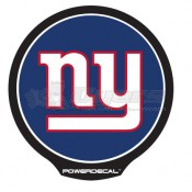 New York Giants LED PowerDecal