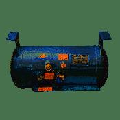 Permanent Mount Propane Tank 12.2 Gallon Capacity