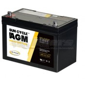 Go Power Rechargeable Replacement Battery For PV Solar And Inverters