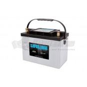 LifeLine 12V RV Deep Cycle 100ah AGM Battery