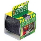 "INCOM 4"" x 15' Anti-Slip Safety Grit Tape"
