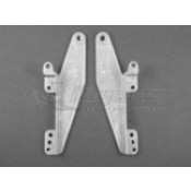 "Strybuc 3-7/8"" Metal Vent Hinge without Studs"