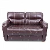 "Thomas Payne 68"" Tri-Fold Sofa In Jaleco Chocolate"