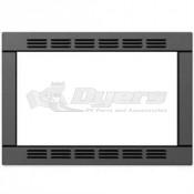 Contoure Black Microwave Trim Kit for RV-980B