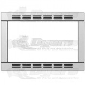 Contoure Microwave Oven Stainless Steel Trim Kit