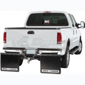 EnKay Rock Tamers Mud Flap System - Black
