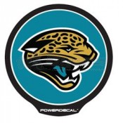 Jacksonville Jaguars LED PowerDecal