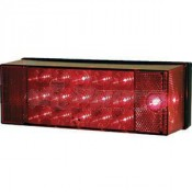 Peterson Mfg. Rectangular LED Stop/ Turn/ Tail Light