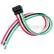 JR Products In-Line Furniture Switch Wiring Harness