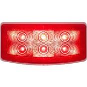 Optronics LED Oblong Arched Design Passenger Side Trailer Light