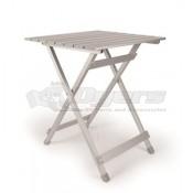 Camco Large Fold-Away Aluminum Table