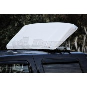 "AeroShield Wind Deflector 48"" W x 22"" H"