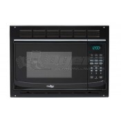 Patrick Industries High Pointe Black 1.0 Cu Ft Microwave Oven