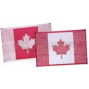 Faulkner 9' x 12' Canadian Flag Camping Mat