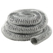 "AP Products Flexible 2"" x 25' Flexible Furnace Duct Hose"