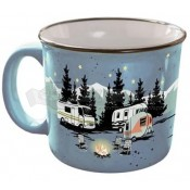 Camp Casual The MUG Starry Night Ceramic